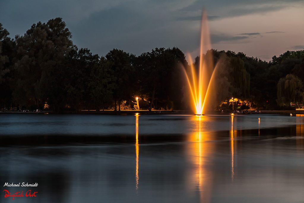 light-fountain