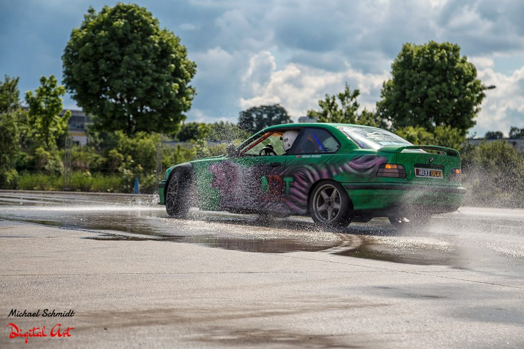 green-drifter